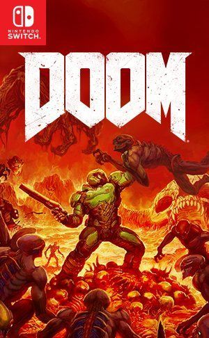 Doom Nintendo Switch - Se...