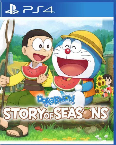Doraemon Story of Seasons...