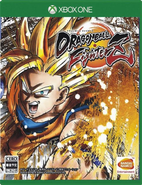 DRAGON BALL Fighter Z XBO...