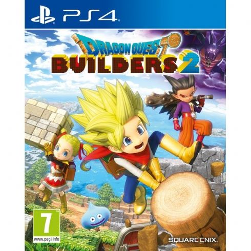 Foto Dragon Quest Builders 2 Pré-Venda (20/07/2019) PS4