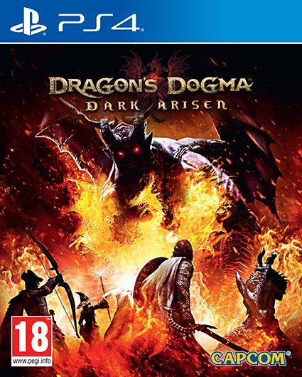 Dragons Dogma: Dark Arise...