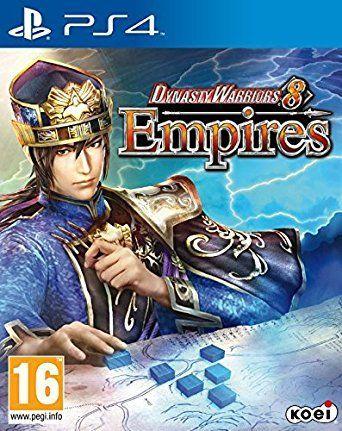 Dynasty Warriors 8 Empire...