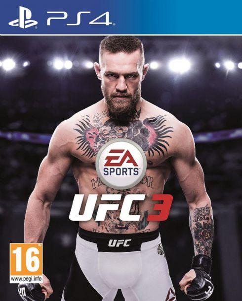 EA Sports UFC 3 (Seminovo...