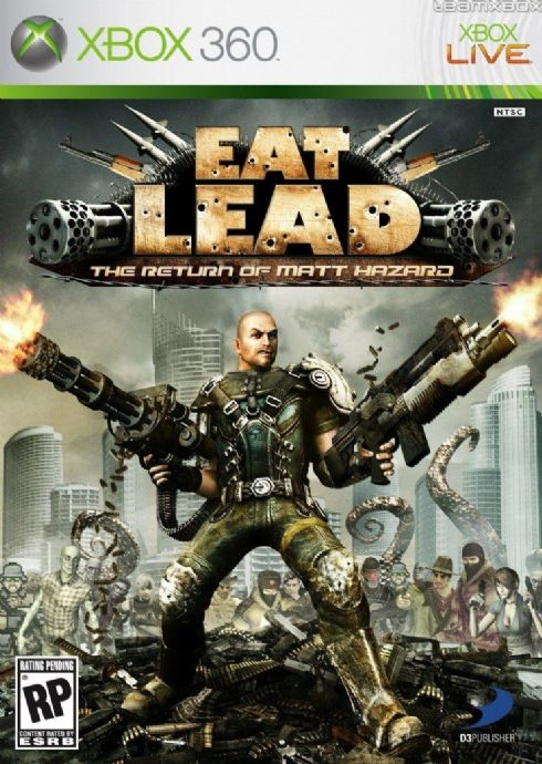 Foto Eat Lead  XBOX 360 - Seminovo