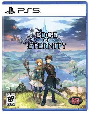 Edge of Eternity PS5 - Pr...