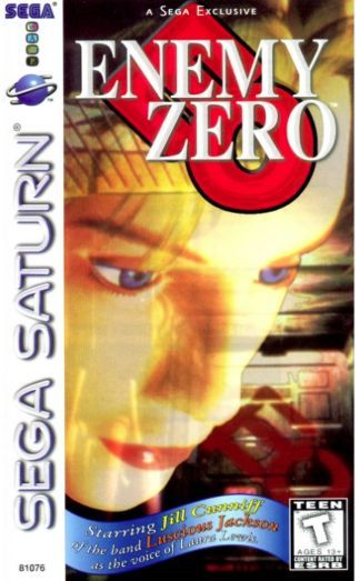 Enemy Zero Sega Saturn -...