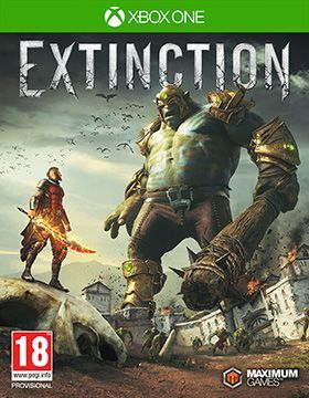 Extinction XBOX ONE