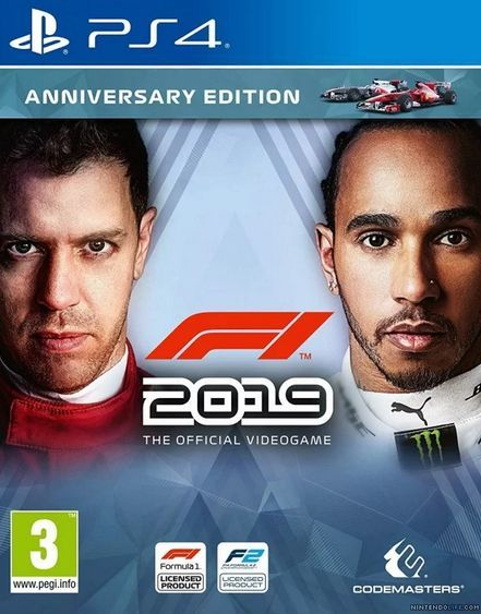 F1 2019 PS4 - Seminovo