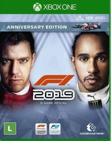 Foto F1 2019 XBOX ONE