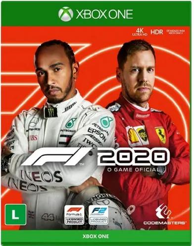 Foto F1 2020 XBOX ONE