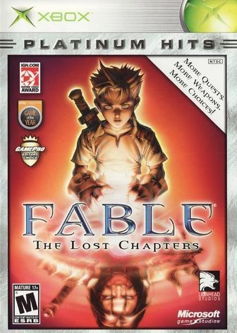 Fable The Lost Chapters X...