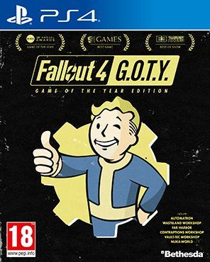 Fallout 4 Game of The Yea...