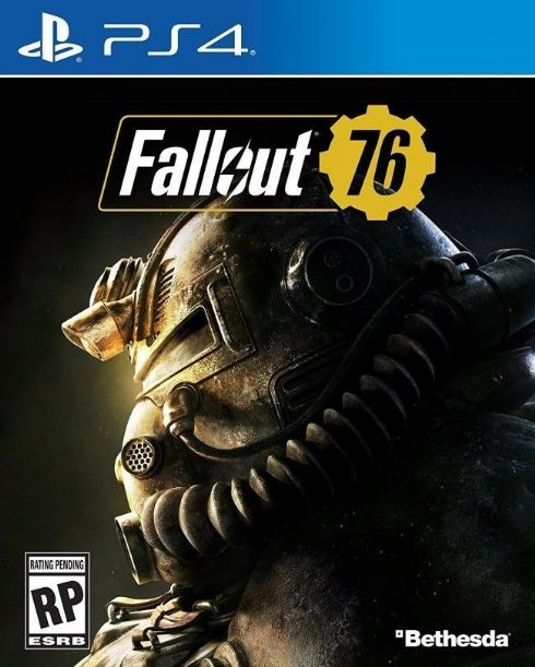 Fallout 76 PS4 - Seminovo