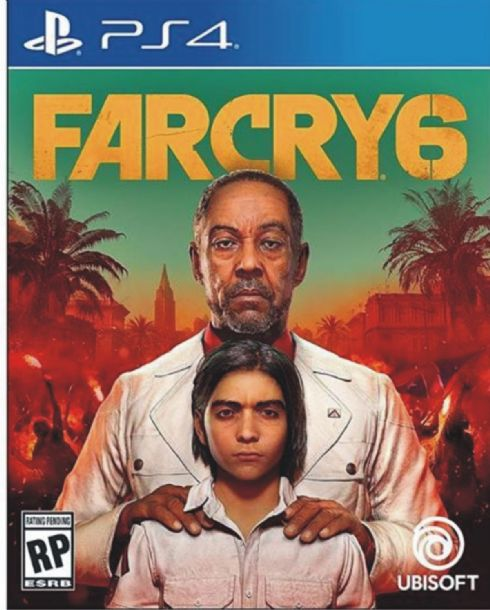 Far Cry 6 PS4 - Pré-Venda Agosto 2021