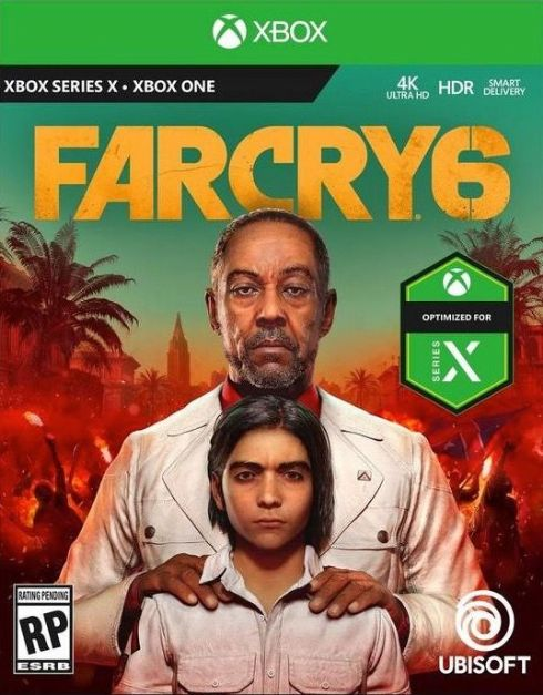 Far Cry 6 XBOX - Pré-Venda Agosto 2021