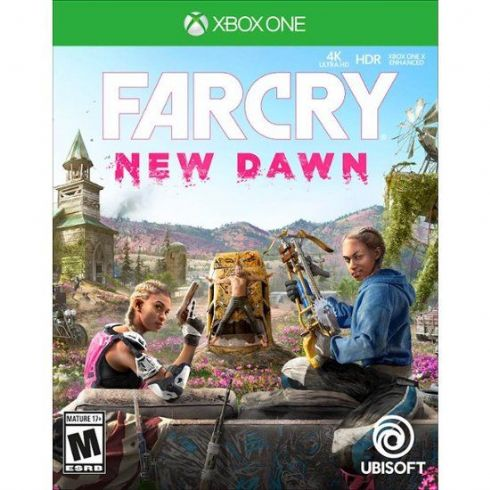 Far Cry: New Dawn Pré-Venda (29/02/2019)...
