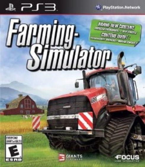 Farming Simulator PS3 - S...
