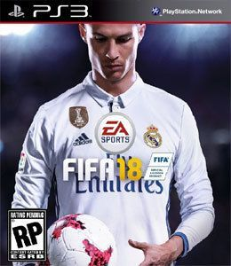 FIFA 18 PS3 - Seminovo