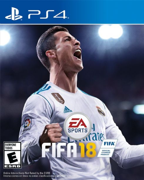 FIFA 18 PS4 - Seminovo