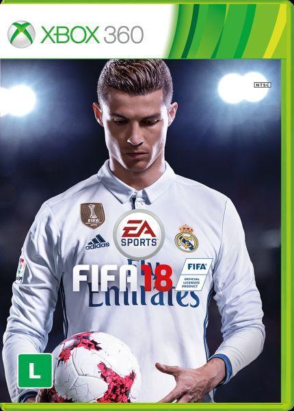 FIFA 18 XBOX 360 - Semino...