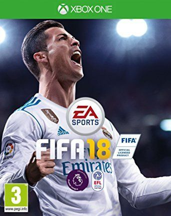 Foto FIFA 18 XBOX ONE - Seminovo