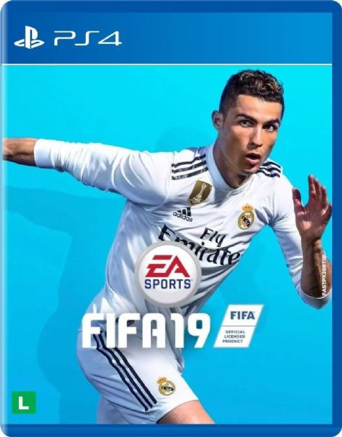 FIFA 19 PS4 - Seminovo