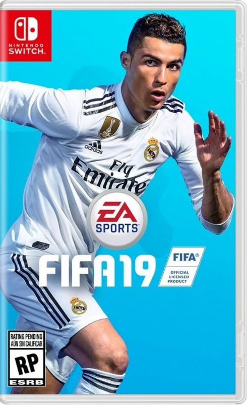 Foto FIFA 19 Nintendo Switch