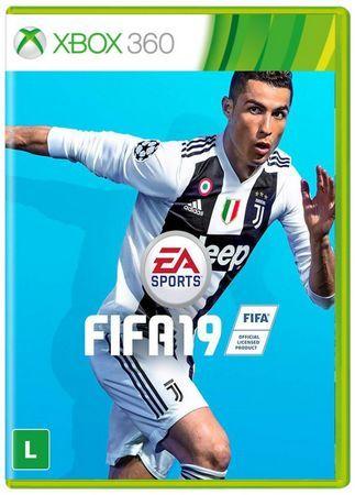 Foto FIFA 19 XBOX 360