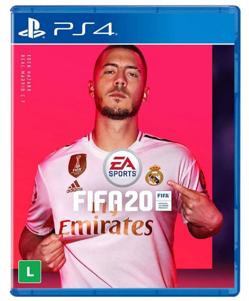 FIFA 20 PS4 - Seminovo