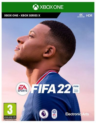 FIFA 22 XBOX - Pré-Venda...