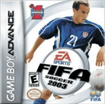 Fifa Soccer 2003 Game Boy...