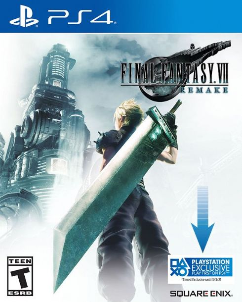 Final Fantasy VII Remake Pré-Venda (10/0...