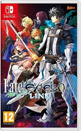 Foto Fate/Extella Link Pré-Venda (28/02/2019) Nintendo Switch