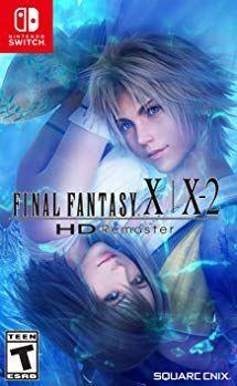 Final Fantasy X-X2 HD Rem...