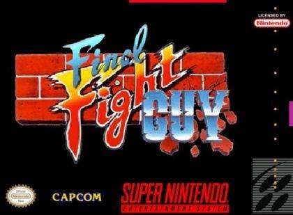 Final Fight Guy Super Nin...