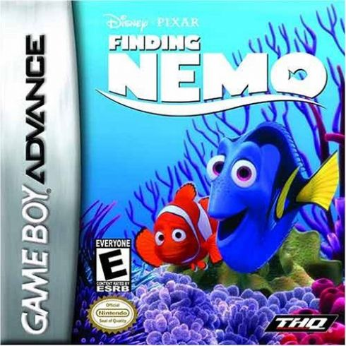 Finding Nemo Game Boy - S...