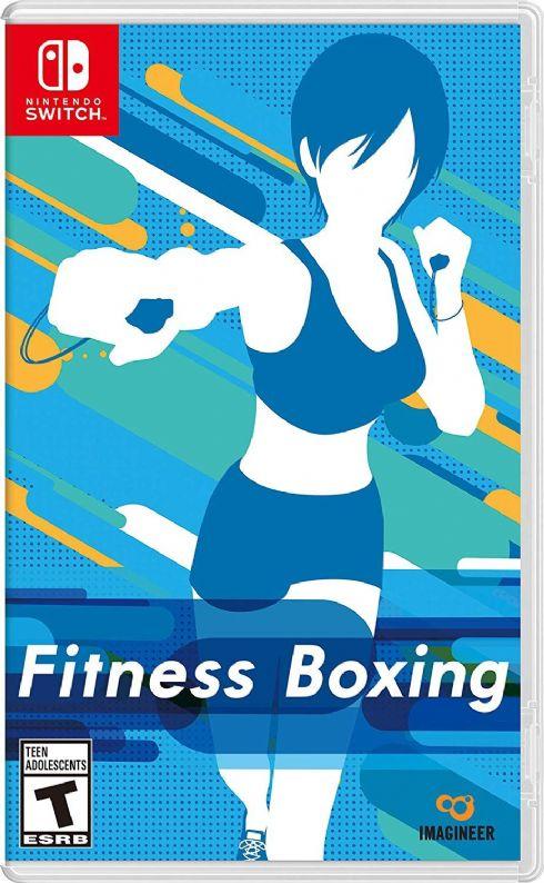 Fitness Boxing Nintendo S...