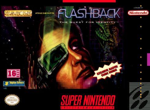 FlashBack Super Nintendo...