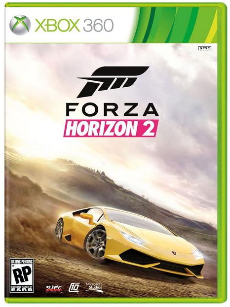 Forza Horizon 2 XBOX 360...