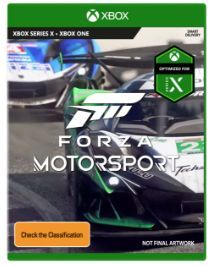Forza Motorsport XBOX Ser...