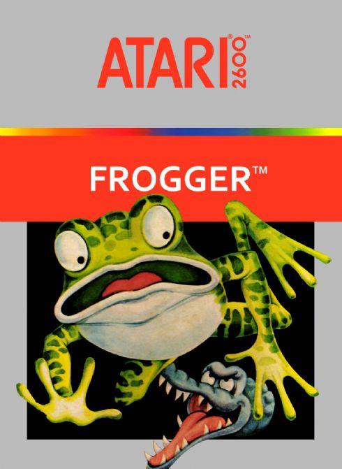 Frogger (Seminovo) Atari