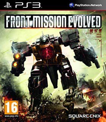 Front Mission Evolved (Se...