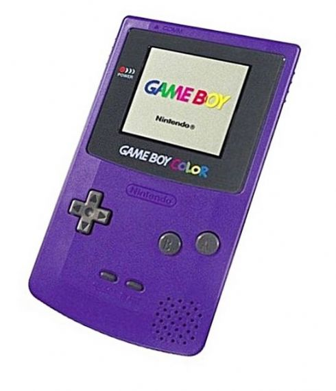 Game Boy Color Custom Na Caixa - Seminov...