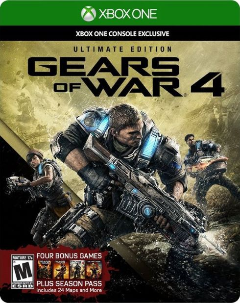 Gears of War 4 - Ultimate...