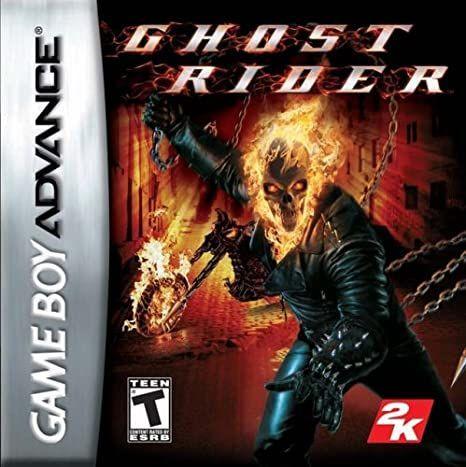 Ghost Rider Game Boy - Se...
