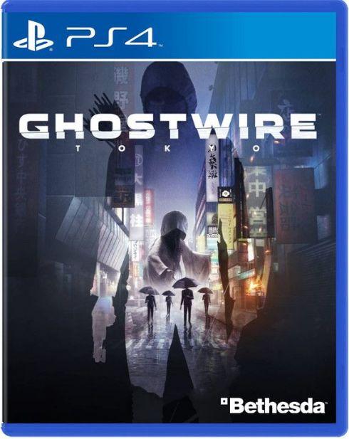 GhostWire Tokio Pré-Venda...