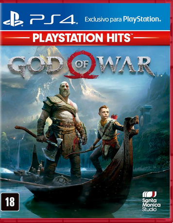 God of War Playstation Hi...