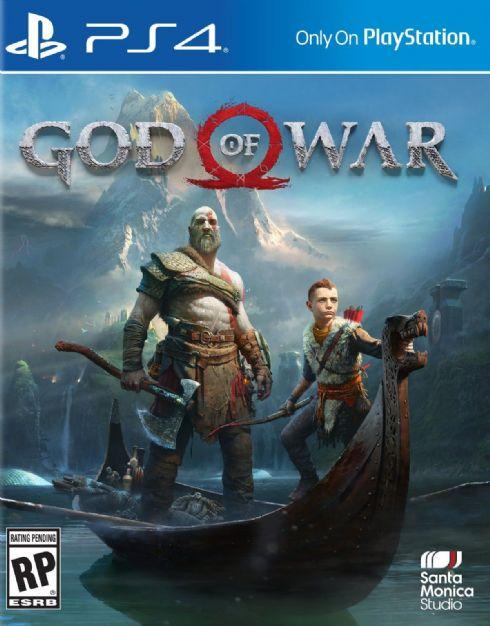 Foto God of War PS4 - Seminovo
