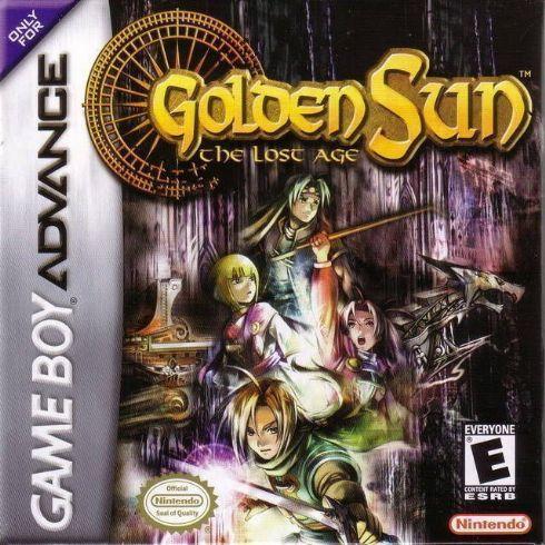 Foto Golden Sun The Lost Age (Seminovo) GameBoy Advanced
