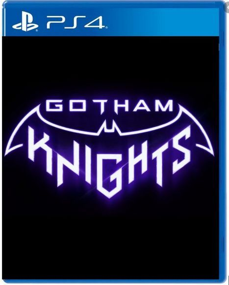 Gotham Knights PS4 Pré-Ve...